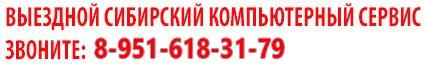 Выездной компьютерный сервис в Новосибирске